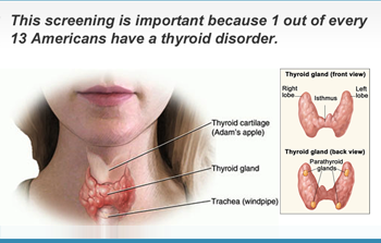 Thyroid Abnormality Screening
